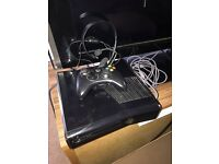 Xbox 360 250gb with 12 Games