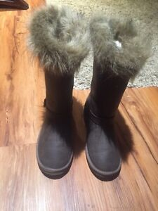 Just Fab Winter Boots Prince George British Columbia image 2