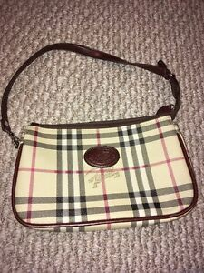 Burberrry Purse  not sure if its real