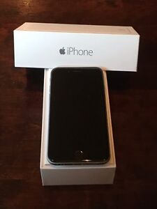 Iphone 6 128gb with box and apple care