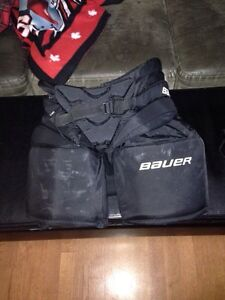 Bauer elite int Lg goalie pants