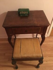 Antique Singer Sewing Table Cornwall Ontario image 1