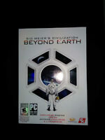 Civilization Beyond Earth PC + poster
