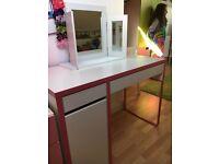Girls IKEA Dressing Table/Desk
