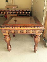Sofa Table and End tables