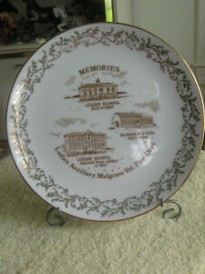 BEAUTIFUL VINTAGE MULGRAVE COMMEMORATIVE CHINA  PLATE
