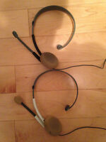 *SUPER OFFRE* 2 Casques Xbox 360 comme neuf