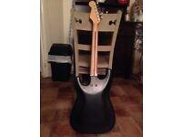 Fender stratacoustic £220