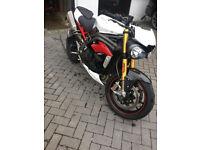 Triumph Speed Triple 1050 R ABS