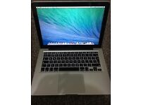 Apple laptop a1278 core 2 duo 2.66 4gb 320gb with OS