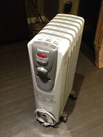 DeLonghi Oil Radiant Heater