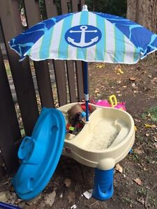 Step 2 water and sand play table