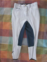 2 pairs Riding Breeches - 1 Ladies & 1 Kids
