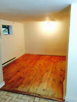 Aug 1 - 2 Bed Basement Apt. Heat, Electric, FibrOP Wifi, and TV