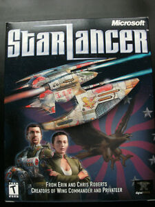 STARLANCER PC Game Software (Brand New)