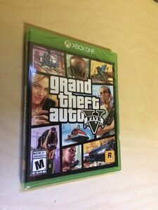 GTA 5 XBOX ONE STILL SEALED