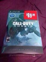 CoD Ghosted Hardened Edition (PS3)