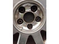 """Audi TT alloys 17"""""""