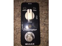 Mooer Trelicopter Temelo Guitar Effects Pedal