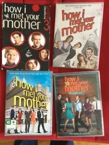 how i met your mother saison 2-3-6-7