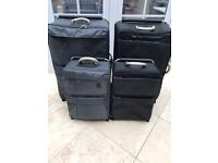 IT luggage / Suitcase - 2 large & 2 cabin size