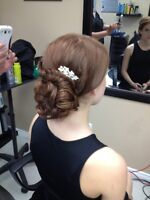 Looking for the best grad/ wedding /special occasion hair??