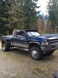 2001 Ram 3500   Diesel Campbell River Comox Valley Area image 1