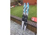 Adult water-skis