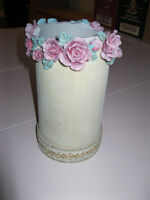 Various decorative vases & more