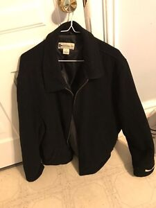 Men's large wool jacket from moores