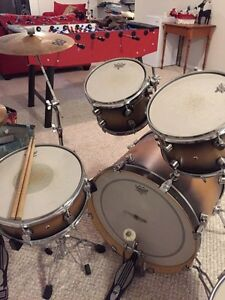 Pacific by DW drums full set everything you need  Kingston Kingston Area image 3