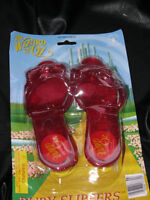 Wizard of Oz  ::: Dorothy ruby slippers