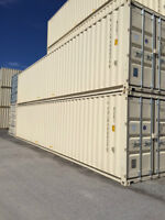 Conteneurs maritime Containers, Neuf, usager/New used