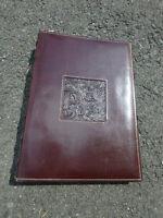 brand new leather bound photo album