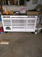 White Mac tools Tech series 1 year old