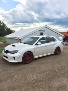 2013 STi Sport-Tech Sedan Lightly Modded