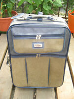 Lynx carry on suitcase
