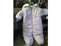 Brand new with tags 12-18mth snow suit