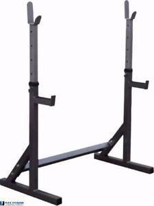 BRAND NEW L314SR SQUAT RACK - PERFECT FOR ANY HOME GYM Malaga Swan Area Preview