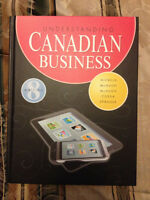 Understanding Canadian Business 8th Edition *NEVER OPENED*
