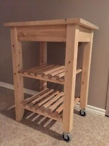 IKEA kitchen cart. Great condition!! London Ontario image 1