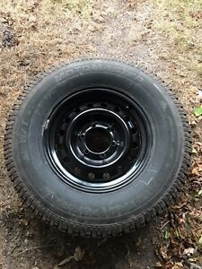 265/70R16  Total terrain snow tires Kawartha Lakes Peterborough Area image 1
