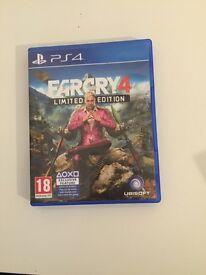 Far Cry 4 PS4 £8