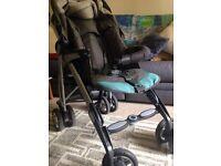 Silver Cross 3D Newborn Pram To Toddler Pushchair