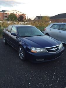 DEAL. ACURA TL TYPE-S 2003