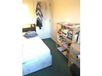 Spare bedroom in 2 bedroom flat