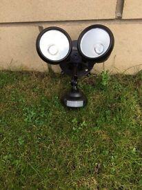 External PIR Light New/Unfitted