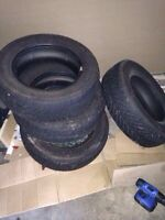 Winter tires 205/65/r15