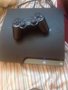 PS3  with control $220