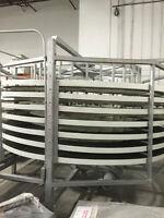 Sprial Conveyor- Stainless Steel Belt